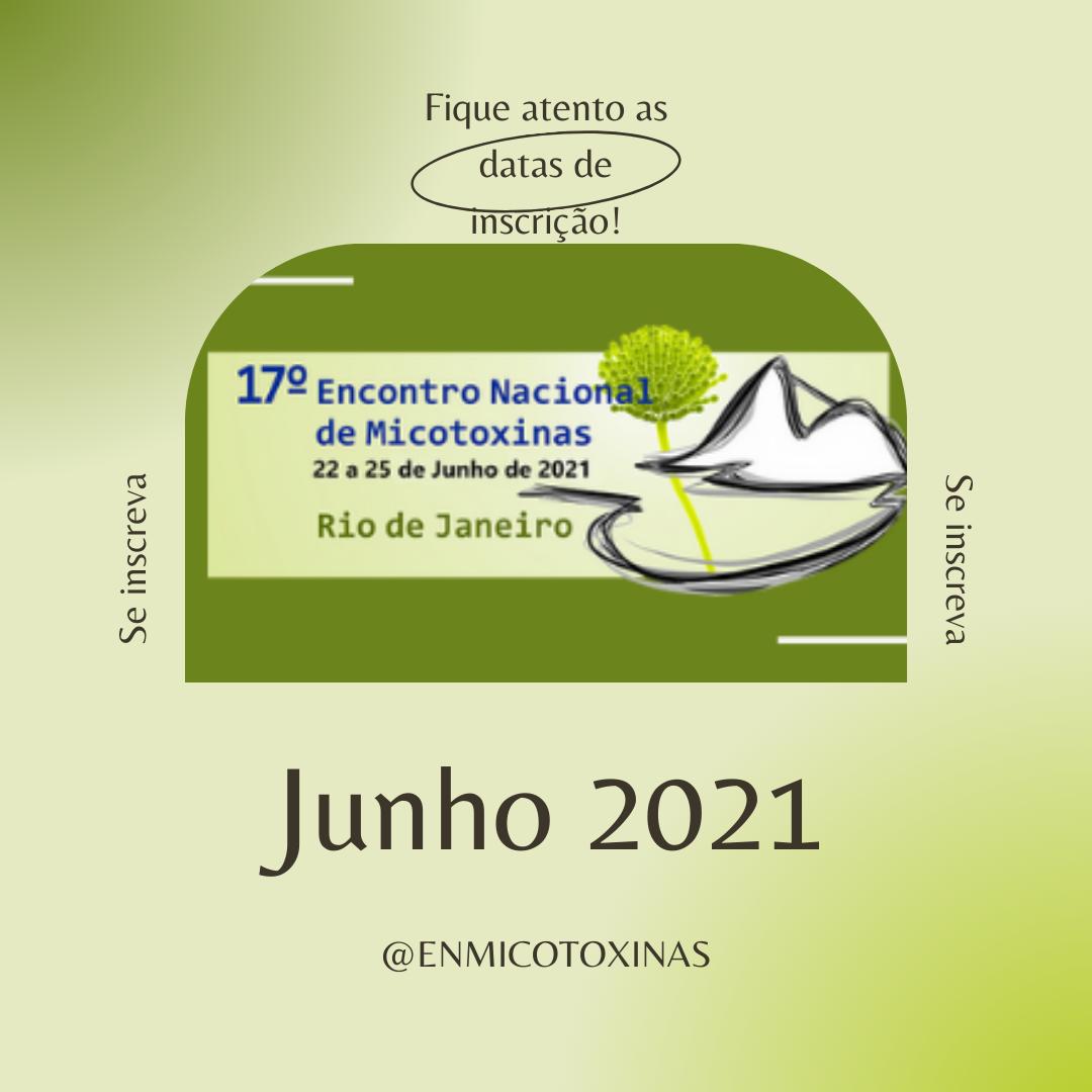 Encontro Nacional de Micotoxinas – RJ